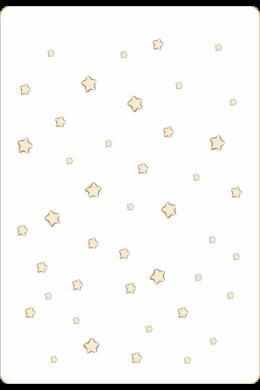 Csillag falmatrica csomag gyerekszobába
