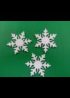 hópehely dekoráció