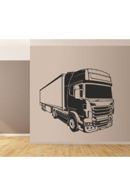 Kamion faltetoválás