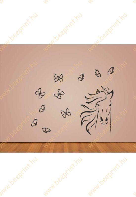 lovas falmatrica, lovas faltetoválás